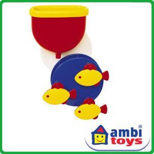 <ボーネルンド> アンビトーイ ambi toys フィッシュホイール soprano