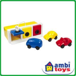 <ボーネルンド> アンビトーイ ambi toys ロックアップガレージ|soprano