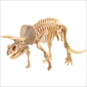 <ボーネルンド> 恐竜発掘キット トリケラトプス soprano
