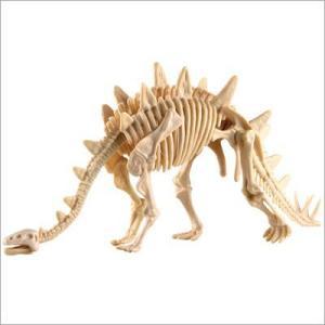<ボーネルンド> 恐竜発掘キット ステゴザウルス soprano