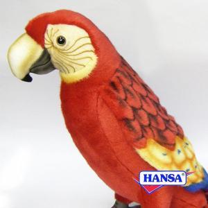 ●オーストラリアのhansa社が制作したWOODLAND(森林地帯)シリーズの金剛インコ(金剛鸚哥 ...