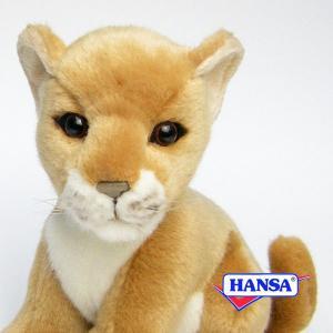 ●オーストラリアのhansa社が制作したAFRICANA(アフリカ サファリ)シリーズのらいおんの仔...