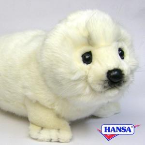 ●オーストラリアのhansa社が制作したARCTIC(北極・南極)シリーズの白あざらし(シール ホワ...