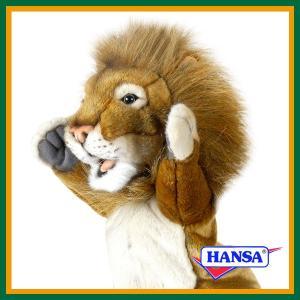 ●オーストラリアのhansa社が制作したHANDPUPPET(ハンドパペット)シリーズのリアルなライ...