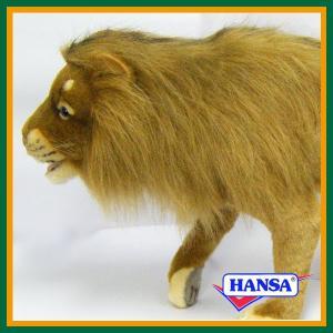 ●オーストラリアのhansa社が制作したAFRICANA(アフリカ サファリ)シリーズのらいおんのリ...