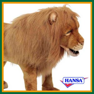 ●オーストラリアのhansa社が制作したSTOOL(スツール)シリーズのライオン(らいおん 椅子 動...