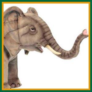 ●オーストラリアのhansa社が制作したSTOOL(スツール)シリーズのエレファント(ゾウ 象 椅子...