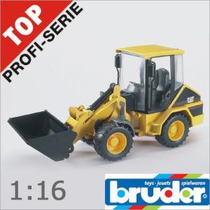 Bruder(ブルーダー)社 Pro Series (プロシリーズ) 02441 キャタピラーホイルロダー ダンプ 1/16 soprano