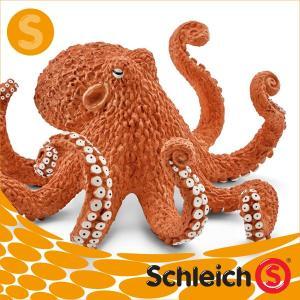 Schleich シュライヒ社フィギュア 14768 タコ Octopus|soprano