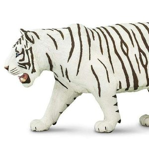 サファリ社 動物フィギュア 112089 ワイルドライフワンダーズ ホワイトシベリアンタイガー|soprano