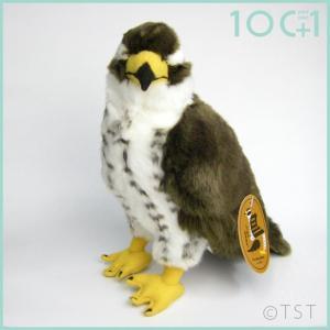 ●スタンディングバードはやぶさは、2本足でしっかりと立つことが出来る鳥のぬいぐるみです。  柔らかな...