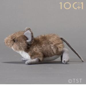 ぬいぐるみ101 デグー ネズミ ねずみ ペット 動物ヌイグルミ