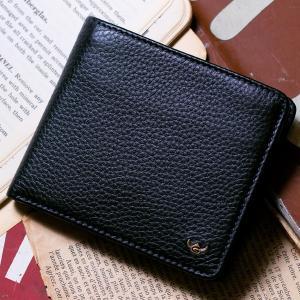 Golden Head ゴールデンヘッド SIENA シエナ 1395-46 3つ折り財布 カード入れ 札入れ メンズ 本革 Wallet|soprano