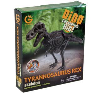 ジオワールド社 恐竜発掘セット ティラノサウルス soprano