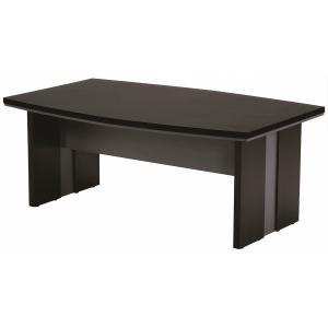 ボート型 会議テーブル 幅1800mm スタイリッシュ ミーティングテーブル 会議用テーブル オフィス家具|sora-ichiban