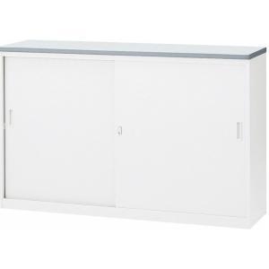 日本製  法人様限定販売  生興 ハイカウンター ホワイト ペールアンダー W1500×D454×H950(mm)  オフィス収納 書類収納 車上渡し|sora-ichiban