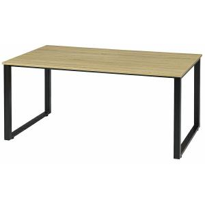 頑丈!! 会議テーブル W1600×D900×H720 ロの字脚 ミーティングテーブル 会議用テーブル オフィス家具|sora-ichiban