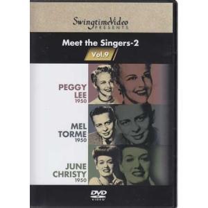 Meet the Singers-2 魅惑のジャズヴォーカル2 オール ザット SwingtimeVideoJazz|sora3