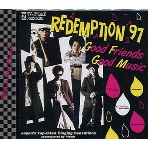 Good Friends Good Music REDEMPTION 97 (CD)|sora3