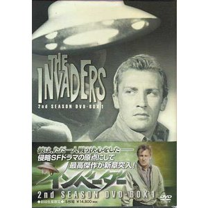 インベーダー2nd Season DVD-BOX1 (DVD)【今月のSALE ポイント3倍】|sora3