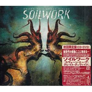 スウォーン・トゥ・ア・グレイト・ディヴァイド / ソイルワーク (CD、DVD)|sora3