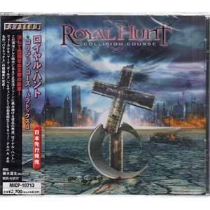 コリジョン・コース パラドックス2 / ロイヤル・ハント (CD)|sora3