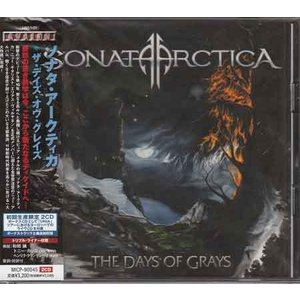 ザ・デイズ・オヴ・グレイズ(初回生産限定盤) / ソナタ・アークティカ (CD)|sora3