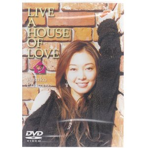 LIVE A HOUSE OF LOVE 榎本温子|sora3