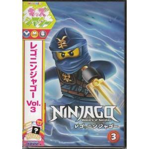 レゴ(R)ニンジャゴー VOL.3 (DVD)|sora3