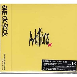 Ambitions(初回限定盤) / ONE OK ROCK|sora3