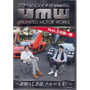 あにぷぅ スワベジュンイチ presents. umw  諏訪部順一×三木眞一郎 (DVD) sora3