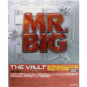 ザ ヴォルト 25周年記念オフィシャル アーカイヴ ボックス / MR.BIG