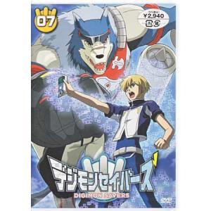 デジモンセイバーズ 7   DVD