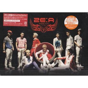 PHOENIX(限定盤 Type-B) / ZE:A (CD)|sora3