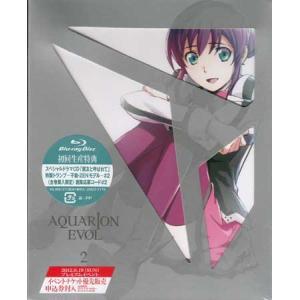 アクエリオンEVOL Vol.2  Blu-ray
