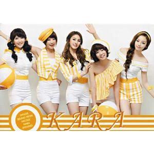 KARA フォトセット イエロー GO GO サマー|sora3