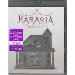 KARA 1st JAPAN TOUR 2012 KARASIA 初回限定盤|sora3