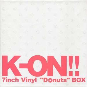 レコード K-ON! ! 7inch Vinyl Donuts BOX|sora3