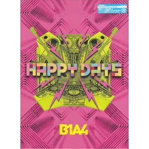 HAPPY DAYS (初回限定盤A) (CD)|sora3