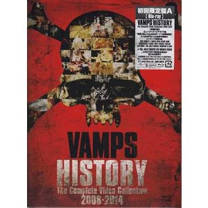 HISTORY-The Complete Video Collection 2008-2014 初回限定盤A|sora3