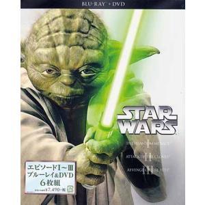 スター ウォーズ プリクエル トリロジー Blu-ray+DVDセット (DVD、Blu-ray) sora3