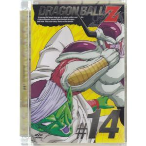 DRAGON BALL Z  14  DVD