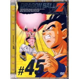 DRAGON BALL Z  45  DVD