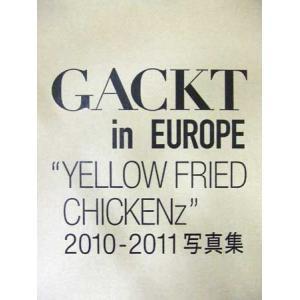 GACKT in EUROPE YELLOW FRIED CHICKENZ 2010-2011|sora3