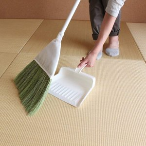アズマ ちりとり Useful 掃きこぼれにくいチリトリ 幅25cm ホワイト 掃きこぼれが少ない US600 sorachip3
