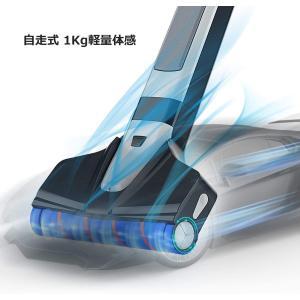 JASHEN モップ 電動 回転 モップ 自走式 自動洗浄機能 コードレス フローリング掃除 床掃除 フロア モップ 床水拭き 窓拭き 軽量 sorachip3