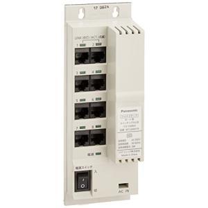 パナソニック(Panasonic) マルチメディアポート用スイッチングハブ WTJ84019|sorachip3