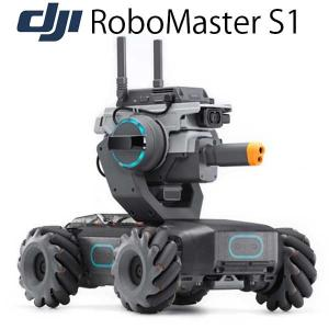 DJI  RoboMaster s1 ロボマスター プログラミング ロボット 『まずは組み立てから』