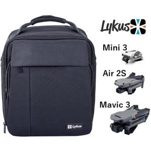 マビック ドローンバッグ Lykus ライカス DJI Mavic 2 Mavic Mini Mav...