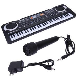 電子楽器 電子ピアノ キーボード デジタル音楽 多機能 子供 初心者